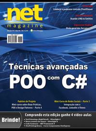 Minicurso de integração com Redes Sociais termina na .net Magazine 79
