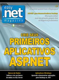 Nova publicação da DevMedia: Easy .net Magazine