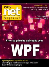 Lançada a Easy .net Magazine 4