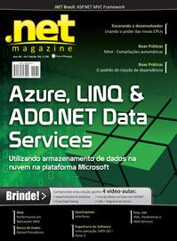 Injeção de Dependência com Unity na .net Magazine edição 62