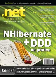 Série de artigos de Visual Studio 2010 continua na .net Magazine 72