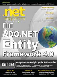 .net Magazine: Série de artigos de Visual Studio 2010 chega ao fim